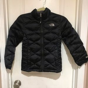 The north face down 550 jacket